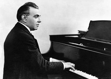 T12662_Ignacy Friedman, Polish pianist