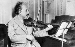 einstein-violino