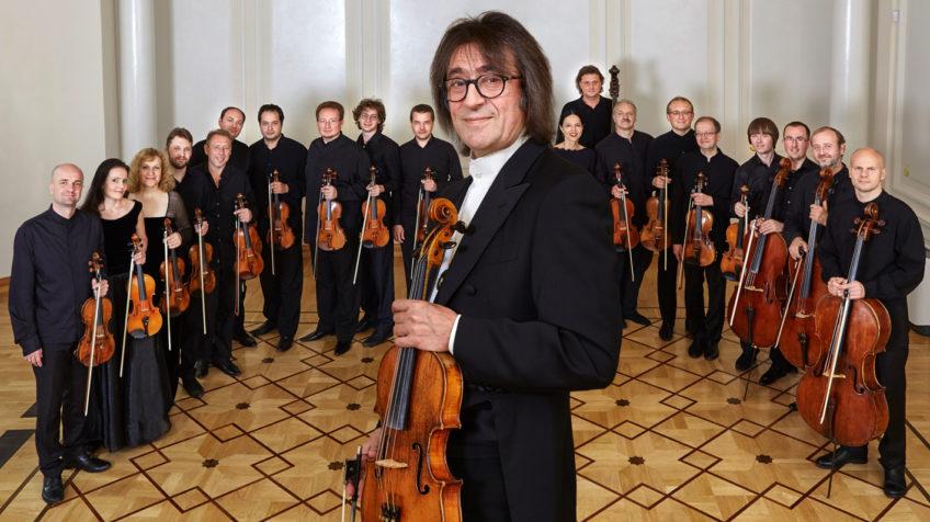 Yuri Bashmet & MS new photo