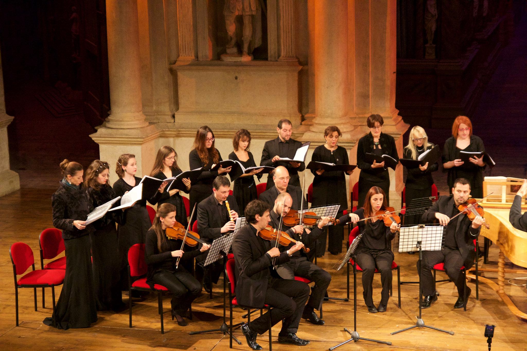 coro e orchestra palladio