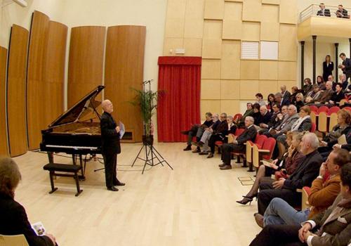 Fazioli Concert Hall