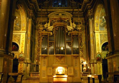 Pietro Dipilato @ Chiesa di S. Alessandro in Zebedia