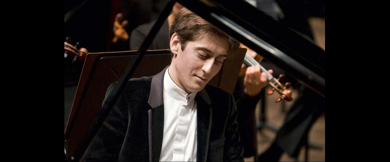 Pianista YEVGENY SUDBIN @ Sala Verdi del Conservatorio di Milano