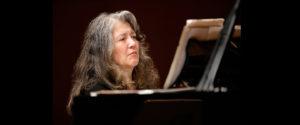 FRANZ LISZT CHAMBER ORCHESTRA  Pianista MARTHA ARGERICH @ Sala Verdi del Conservatorio di Milano