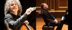 S. ISSERLIS - S. HOUGH @ Sala Verdi del Conservatorio di Milano
