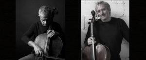 Violoncellisti GIOVANNI SOLLIMA e MARIO BRUNELLO @ Sala Verdi del Conservatorio di Milano