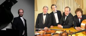 QUARTETTO CIAIKOWSKI - ALEXEI NABIULIN  @ Sala Verdi del Conservatorio di Milano