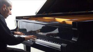 Pianista Lucio Grimaldi @ Palazzo Santa Chiara - Tropea