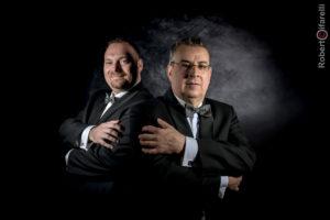 Duo Marco Sollini - Salvatore Barbatano @ Palazzo Santa Chiara - Tropea