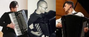 Quintetto di fisarmoniche @ Palazzo Santa Chiara - Tropea