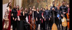 «CANTAR VERSI D'AMORE» GLI AFFETTI NEL BAROCCO MUSICALE @ Sala da ballo della Galleria d'Arte Moderna