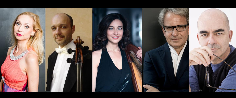 «I SUONI DIVENTANO PAROLE» V @ Conservatorio Verdi - Sala Puccini